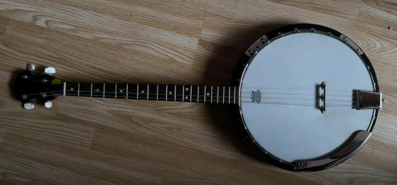 Banjo 4 string   in Glenrothes, Fife   Gumtree