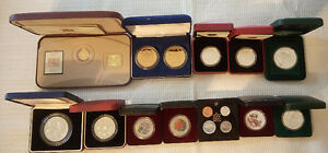 RCM SILVER COINS COLLECTION (( GROUP A ))