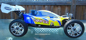 New RC Buggy/Car Nitro Gas 3.5cc Engine 1/8 Scale 4WD 2.4G Kitchener / Waterloo Kitchener Area image 3