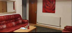 Spacious 1 bedroom Flat for rent £595 pcm including water bill CF243BH