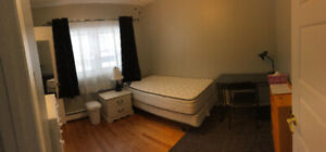 Large furnished room for rent - NBCC student preferred