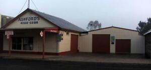 Commercial building. Wondai South Burnett Area Preview