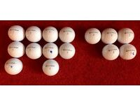 TaylorMade Tour Preferred and Tour Preferred X 2016 golf balls