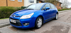 image for 09 CITROEN C4 AUTOMATIC 1.6 DIESEL. NEW MOT. TAX £30 YEAR.