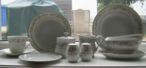 """""""Summer Lace""""  fine china - service for eight"""