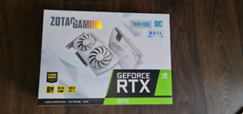 *NEW* Zotac NVIDIA GeForce RTX 3070 White