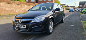 2009 ASTRA CLUB 1.6 PETROL MANUAL. PERFECT CONDITION.