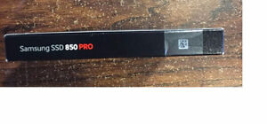 *New - In Sealed Box* Samsung SSD 850 PRO 1 TB