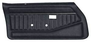 1978 - 1981 TRANS AM FIREBIRD CAMARO STANDARD DOOR PANEL SET - BLACK - ASSEMBLED  sc 1 st  eBay & Trans Am Door Panel | eBay