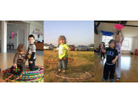 Children's Circus Parties, Workshops and Groups