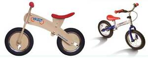 Skuut Wooden AND Metal Balance Bikes Brand New In Box Clapham Mitcham Area Preview