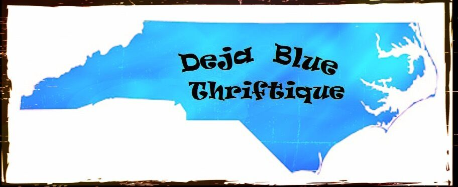 Deja Blue Thriftique