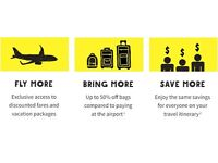 Best Choice Travel Agency Offers Discounted 60% off Airfares Flight Tickets & Hotels!!