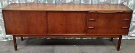 For sale Mc intosh tick sideboard mid century Danish design.