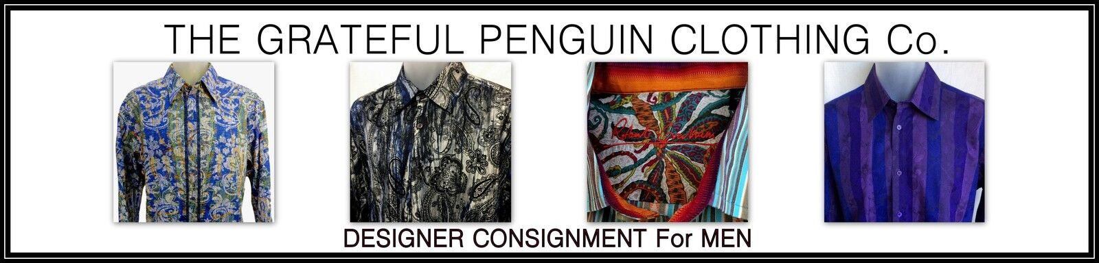 The Grateful Penguin Clothing Co