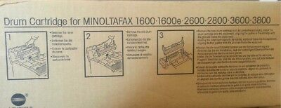 Genuine Minolta Fax - Genuine Minolta  Fax Drum Cartridge 2600/3600 4174-311 4174311 NOS