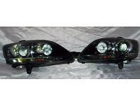 VW GOLF VI XENON LED DYNAMIC HEADLIGHTS, COMPLETE, ORIGINAL