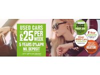 Nissan Juke 1.5 DCI ACENTA - FROM £31 PER WEEK