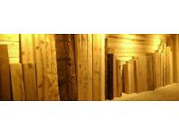 Huge selection of beams for mantles
