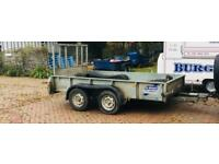 Ifor Williams GD105 Plant Trailer