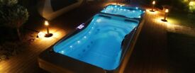 Wellis Rio Grande PRO Swim/Recovery/Exercise Spa NEW