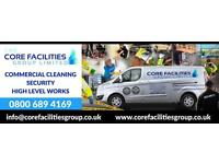 Commercial Domestic Cleaning Gloucester Cheltenham The Core Facilities Group Limited 0800 689 4169