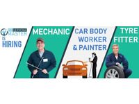 Car Mechanic Required ASAP in Reading Berkshire, RG1 8JF - From £10/hour