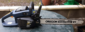 pro performance chainsaw 18inc bar like brand new see pics