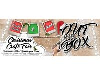 Out of the Box Christmas Craft Fair Event 10 Dec 10am at Potter's Barn East Tuddenham NR20 4RT