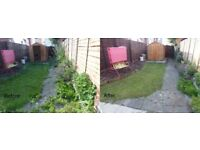 Gardening Services from £12/h