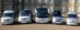 Minibus & Coach Hire with driver |**BARGAIN & CHEAP PRICES**| Glasgow C. & NATIONWIDE