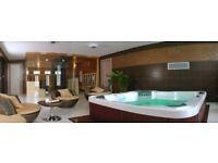 Wellis Malaga Brand New Hot Tub