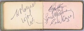 The Beatles Autographs for sale John Lennon Paul McCartney Ringo