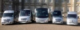 Minibus & Coach Hire with driver  **BARGAIN & CHEAP PRICES**  West Midlands & NATIONWIDE