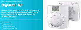 Drayton Central Heating Wireless Radio RF Thermostat