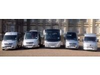 Minibus & Coach Hire with driver |**BARGAIN & CHEAP PRICES**| Farnham & NATIONWIDE