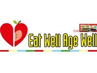 Eat Well Age Well Roadshow at Langlee Community Centre, Galashiels - 29th Aug