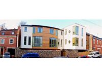 2 Bed Flat - ideal for a family - in Beautiful Peaceful Eco New Build in Montpelier - TWO MONTH LET