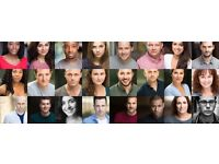 Actor Headshot Photographer in Soho | Available this month