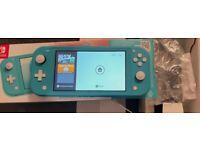 Nintendo Switch Lite Boxed