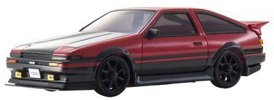 Kyosho Mini Z MZP410BKCR ASC MA020S Toyota AE86 Aero Carbon Red/Black