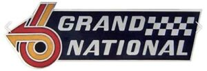 WANTED 87 GRAND NATIONAL OR GN GNX