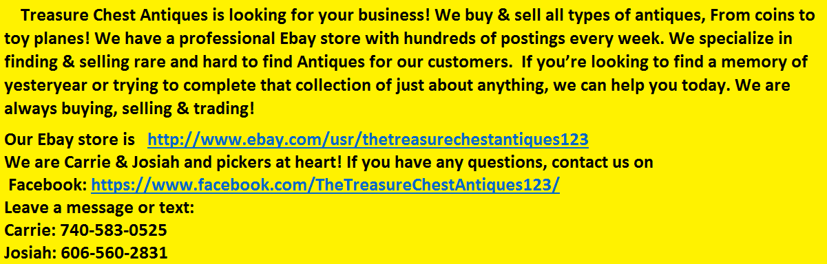 The Treasure Chest Antiques 123