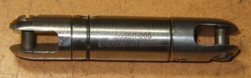 Breakaway pulling swivel, 00550-005, with breakaway pin kit, new, DCD