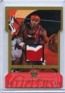 2004-05-SKYBOX-L-E-59-COREY-MAGGETTE-3-COLOR-PATCH-20-50-LOS-ANGELES-CLIPPERS