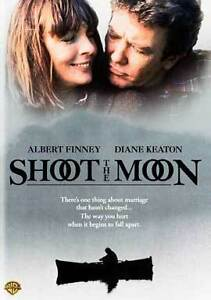 Shoot The Moon - VHS or DVD