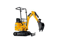 Wanted Mini Micro Digger Door Way Digger Excavator Cash Paid Collection Available.