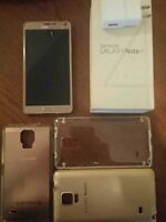Gold Note 4 SM-N910F Factory Unlocked