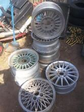 Various Mag wheels for Sale $25 each Happy Valley Morphett Vale Area Preview