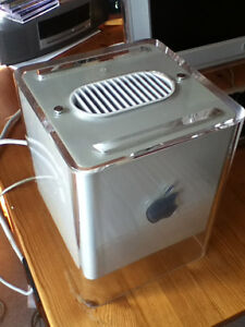 Classic Apple Cube and Cinema Display Belleville Belleville Area image 2
